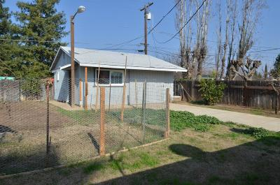 Merced Single Family Home For Sale: 1615 East 27th Street