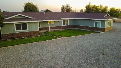 San Joaquin County, Stanislaus County Single Family Home For Sale: 6406 East Grayson Road