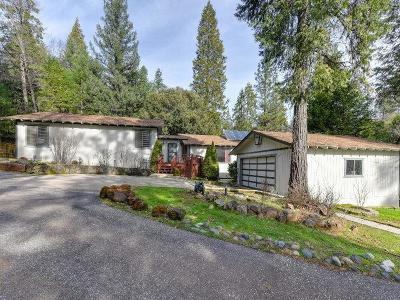 Grass Valley Single Family Home For Sale: 15017 Greenhorn Road