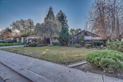 Stockton Single Family Home For Sale: 1050 Clarane Avenue