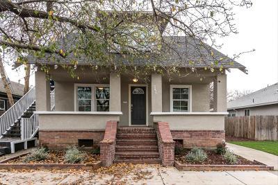 Sacramento Multi Family Home For Sale: 2754 2nd Avenue