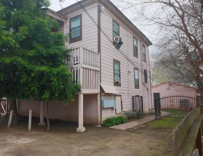 West Sacramento Multi Family Home For Sale: 321 4th Street #323
