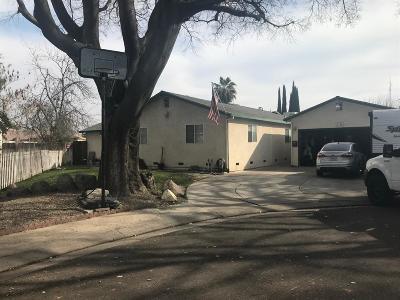 Modesto Single Family Home For Sale: 2104 Rasmussen Avenue