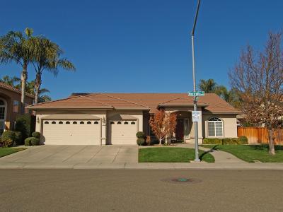 Modesto Single Family Home For Sale: 2801 Vestrella Drive
