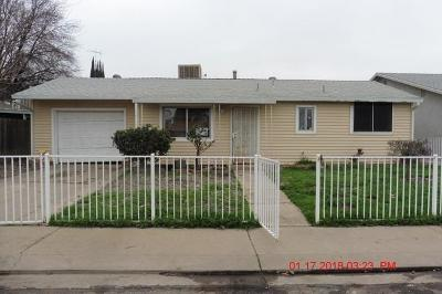 Modesto Single Family Home For Sale: 616 Summit Court