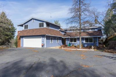 Placerville Single Family Home For Sale: 2809 Easy Street