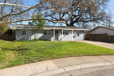 Citrus Heights Single Family Home For Sale: 6831 Treelark Way