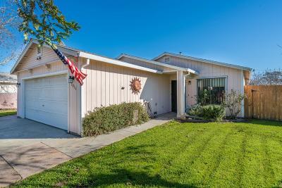 Stockton Single Family Home For Sale: 2914 Belle Avenue