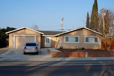 Citrus Heights Single Family Home For Sale: 7113 Carriage Drive