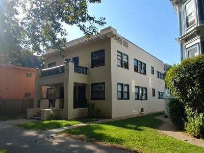 Sacramento Multi Family Home For Sale: 2312 H Street #2318