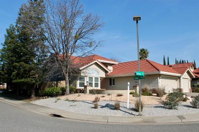 Folsom Single Family Home For Sale: 109 Kerwin Way