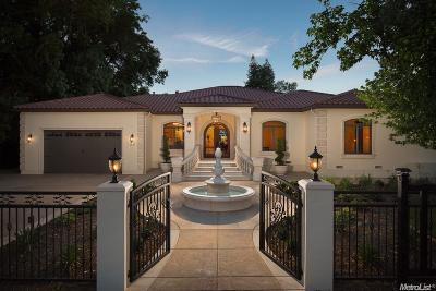 Sacramento Single Family Home For Sale: 2620 Huntington Road