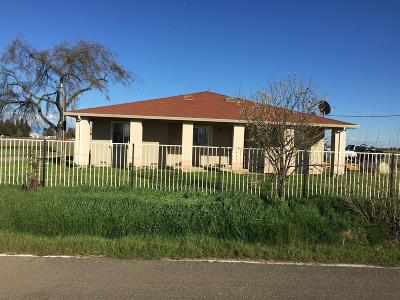 Lodi, Stockton Single Family Home For Sale: 13188 North Hibbard Road