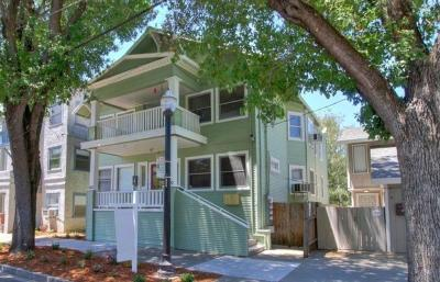 Sacramento County Multi Family Home For Sale: 620 14th Street