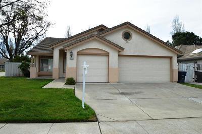 Tracy Single Family Home For Sale: 1850 Foxtail Way
