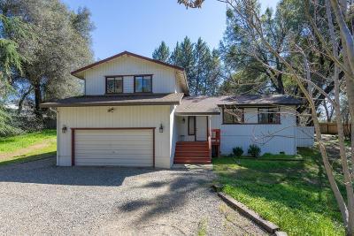 El Dorado Single Family Home For Sale: 4638 El Dorado Road