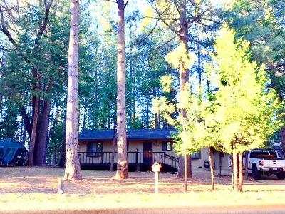 Pollock Pines CA Single Family Home For Sale: $289,000