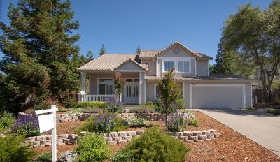 El Dorado Hills Single Family Home For Sale: 3085 Birmingham Way