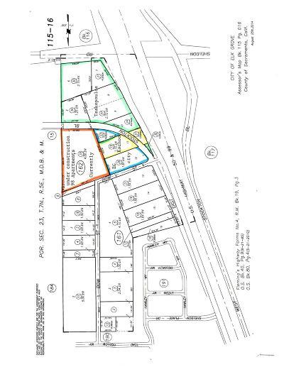 Elk Grove Residential Lots & Land For Sale: East Stockton Boulevard
