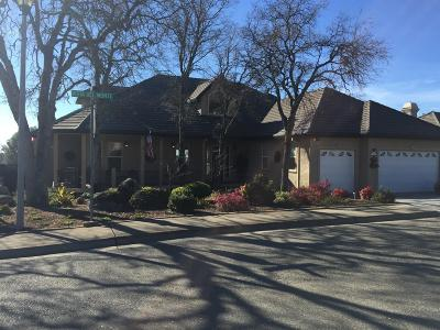 Auburn Single Family Home For Sale: 1685 Vista Del Monte
