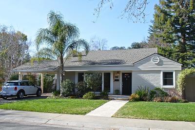 Sacramento Single Family Home For Sale: 4570 Francis Court