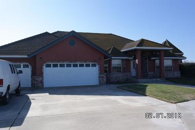 Modesto Single Family Home For Sale: 3724 Taylor Road