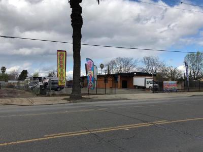 Patterson Commercial For Sale: 207 East Las Palmas Avenue