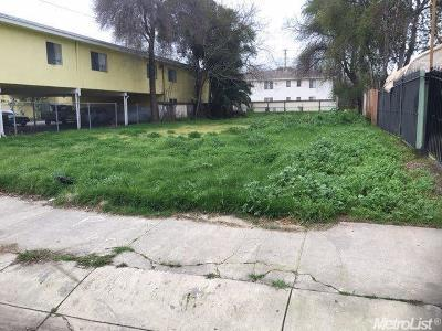 Stockton Residential Lots & Land For Sale: 227 East Rose Street