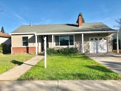 Sacramento Single Family Home For Sale: 2247 Fruitrdige Road