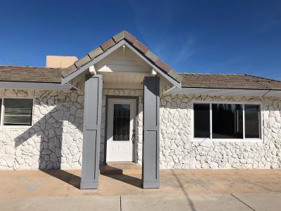 Stockton Single Family Home For Sale: 5533 East Quashnick Rd