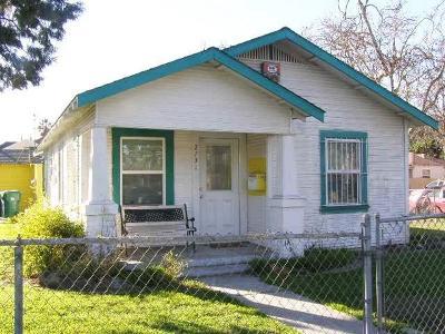 Stockton Single Family Home For Sale: 2731 North California Street