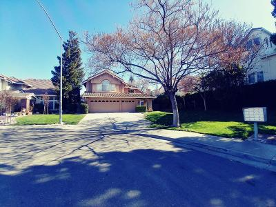 Tracy Single Family Home For Sale: 1940 Columbia Court