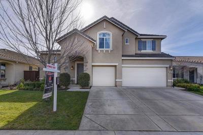Roseville CA Single Family Home For Sale: $547,500