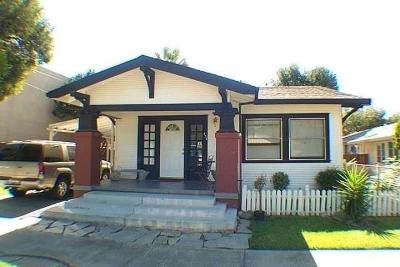 Stockton CA Single Family Home For Sale: $225,000