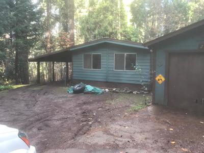 El Dorado County Single Family Home Active Short Sale: 2909 Elkhorn Mill Road