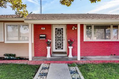 Modesto Single Family Home For Sale: 3320 Royalton Avenue