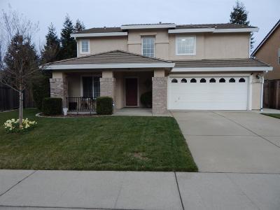 El Dorado Hills, Cameron Park, Folsom Single Family Home For Sale: 4719 Thoreau Drive