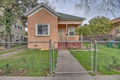 Stockton Single Family Home For Sale: 127 East Jefferson Street