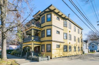 Sacramento Multi Family Home For Sale: 515 9th Street