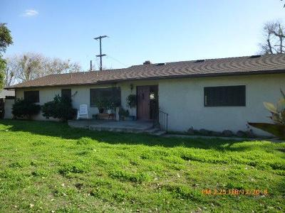 Modesto Single Family Home For Sale: 1636 Cameo Way