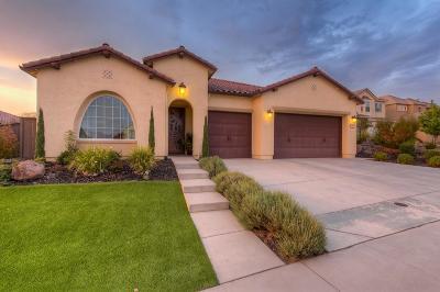 Roseville CA Single Family Home For Sale: $739,000