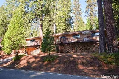 Pioneer Single Family Home For Sale: 26431 Fairway