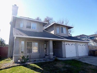 Galt CA Single Family Home For Sale: $335,000