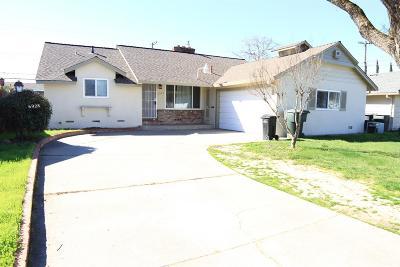 Sacramento Single Family Home For Sale: 6928 Bowling Drive