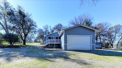 Single Family Home For Sale: 6350 Pleasant Valley Road