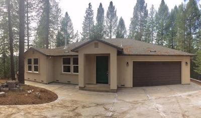 Colfax Single Family Home For Sale: 420 Hideout Lane