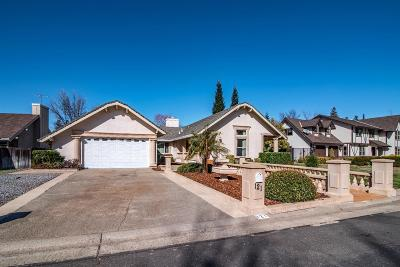 Folsom Single Family Home For Sale: 121 Crow Canyon Drive