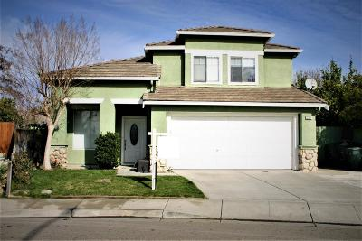 Tracy Single Family Home For Sale: 3317 Jeanette Court