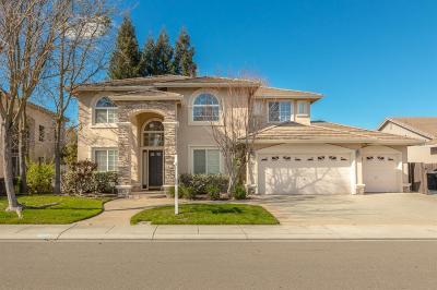 Modesto Single Family Home For Sale: 4017 Bella Tuscany Drive