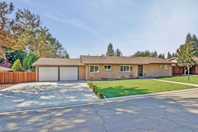 Modesto Single Family Home For Sale: 7009 Oakmont Drive